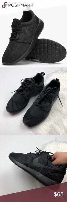 e3540ce220dc Spotted while shopping on Poshmark  New Nike All Black Roshe Sneakers!   poshmark
