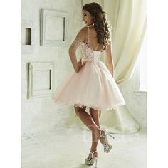 Special-Occassion-Masquerade-Formal-Beaded-Crystals-Sparkly-Sexy-Pink-Ball-Gown-Prom-Dresses-Short-2016-for (1)