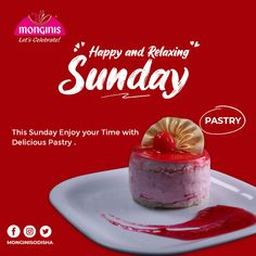 Plan your this #sunday with your delicious bakery! Make Your Sunday a Happy & Relaxing Sunday. Head to the nearest Monginis to order a deliciously baked pastry. . . #Monginis #sundayvibes #sundayfunday #deliciousfood #bakery #bakerylife #food #foodie #celebration #occasion #odisha #cakesofinstagram #cake #cakedesign #ordernow Monginis Cake MONGINIS CAKE : PHOTO / CONTENTS  FROM  IN.PINTEREST.COM #RECIPES #EDUCRATSWEB