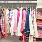 Nora's New Closet + How I Organize Toddler Clothes
