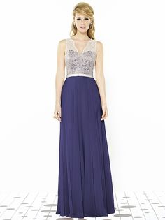 After Six Bridesmaids Style 6715 http://www.dessy.com/dresses/bridesmaid/6715/#.VWs_LGdFCAg