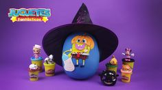 An Awesome Giant Surprise Egg! with a SpongeBob PlayDoh Drawing... COOL!!