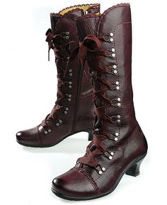 neosens rococo boots i do have a pair of victorian boots. Black Bedroom Furniture Sets. Home Design Ideas