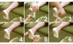 Plantar Fascia Taping | Heel That Pain