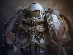 ArtStation - Warhammer 40000 Adeptus Astartes fan art, Dmitriy MironovYou can find Warhammer 40000 and more on our website. Warhammer 40k Art, Warhammer Models, Warhammer 40k Miniatures, Dc Comics, Space Wolves, Game Workshop, Star Trek Enterprise, Fantasy Armor, Space Marine