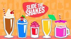 SLIDE THE SHAKES Gameplay iOS (Walkthrough Level 1 - 25)