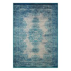 FREE SHIPPING! Shop AllModern for nuLOOM Blue Area Rug - Great Deals on all  products with the best selection to choose from!