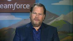Salesforce CEO Marc Benioff wants more social media regulation