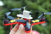 "Hand Held Quadcopter ""Wanze"" max. Dimension 10 inch – DIY Drones"