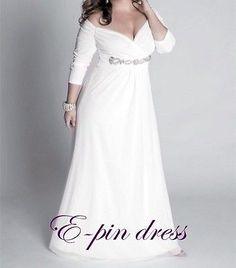 2013 new Ivory/white plus size wedding dress wedding dresses wedding gown 02