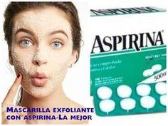 Exfoliante de miel y Aspirina para el rostro. No hay otra piel más delicada en el cuerpo que la piel del rostro, esta soporta en primer plano todas las agresiones diarias tanto de los químicos de los productos que utilizamos como las agresiones de la contaminación y el medio ambiente. Es por ello que debemos …