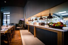 TOZI Restaurant & Bar | London