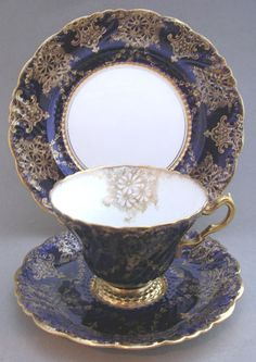 Paragon Star China Cup Saucer and Plate C 1904 | eBay