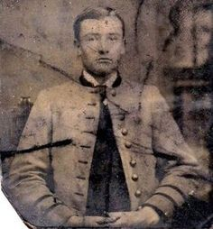 Andrew Jackson Nixon - 9th Arkansas Infantry Originally in Co. A Bradley Guards later transferred to Co. C