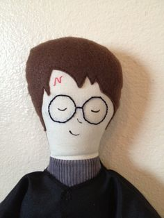 Harry Potter Pencil Doll my mom made this stuff!! she is so cool.