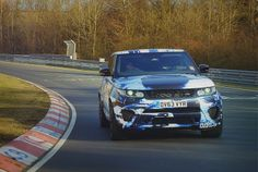 RANGE ROVER SPORT SVR PROTOTYPE SET TO STORM THE GOODWOOD HILL - #Automotive #News on #AutoTraderUAE  Read the full article: http://www.autotraderuae.com/news/range-rover-sport-svr-prototype-set-to-storm-the-goodwood-hill/2779/  #RangeRover