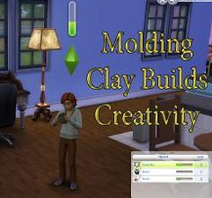 Mod The Sims - Molding Clay Builds Creativity