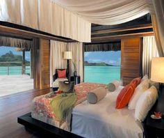World's Best Beach Hotels: St. Regis Resort Bora Bora
