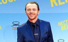 Simon Pegg laments 'dumbing down' of modern blockbusters, contemplates retiring from 'geekdom' | EW.com