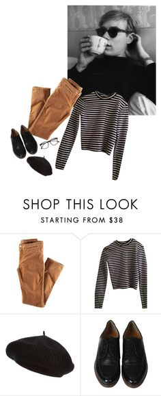 """Suicidaire."" by fancy-fox ❤ liked on Polyvore featuring Andy Warhol, H&M, T By Alexander Wang, Harrods and Illesteva"
