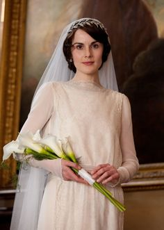 Lady Mary's Tiara in Downton Abbey