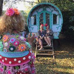 Last month in #spain #happycollors #gypsy #gypsystyle #crochetlove #spanish #happycrochet #gypsylove