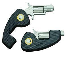 North American Arms 22LR folding mini-revolve