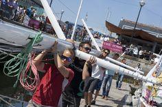 La Solitaire du Figaro 2014 par Alexis Courcoux et maxime Flipo #LaSolitaire #Figaro #Deauville #Plymouth #Roscoff #LesSables #Cherbourg | www.scanvoile.com