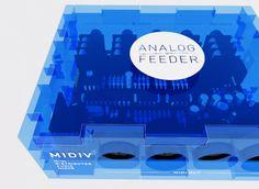 MIDIV デザイン | Analogfeeder
