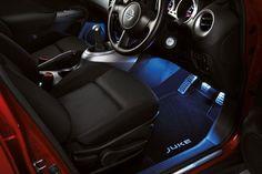 Nissan Juke Interior Footwell lighting New Genuine B64D01KA0A