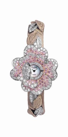 Rosamaria G Frangini. Jewellery Watches. Van Cleef & Arpels Cosmos Watch