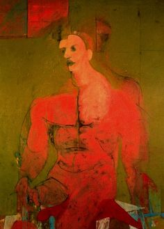 Seated Figure (Male Classical) 1939 by Willem de Kooning Willem De Kooning, Action Painting, Figure Painting, Painting & Drawing, De Kooning Paintings, Oil Paintings, Art D'ours, Tachisme, Figurative Kunst