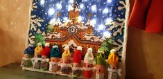 Advent Calendar, Gingerbread, Holiday Decor, Home Decor, Homemade Home Decor, Advent Calenders, Ginger Beard, Interior Design, Home Interiors