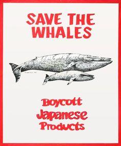 Boycott Japanese products