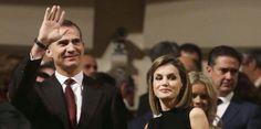 Reglas de protocolo ante la llegada de los reyes de España -...