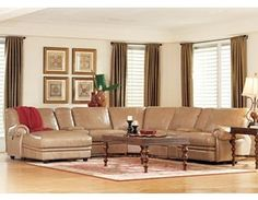 New Family Room Sectional