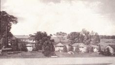 Stevens Cabins and Restaurant were located on Route 26 at Browns Corners, between Alexandria Bay and Redwood.