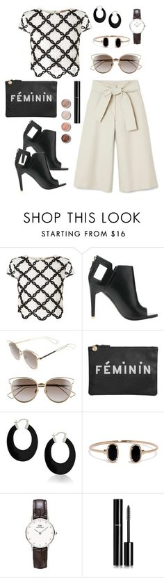 """""""Féminin"""" by athinamargot on Polyvore featuring Lipsy, Alepel, Christian Dior, Clare V., Bling Jewelry, Lulu*s, Terre Mère and Chanel"""