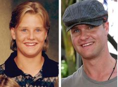 TV Stars Then And Now | Promotional still of Zachary Ty Bryan for Home Improvement./Zachery ...