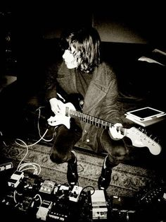 Carrie Brownstein Carrie Brownstein, Female Guitarist, N Girls, Coven, Music Love, Role Models, Carry On, Concert, People