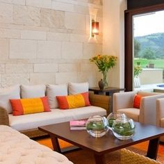 29/06 Las piedras naturales  siempre son bienvenidas en los interiores. #diseño #design #interiores #interiordesign #diariodeunadiseñadora