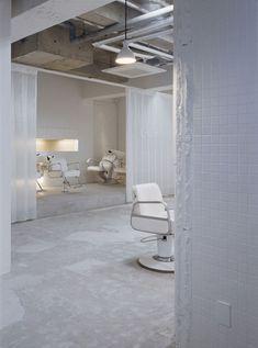 kilico. hair salon by Makoto Yamaguchi - Dezeen