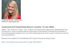 19 Dec 2013 NHRA-STL Monthly Program & Networking #nhra_stl #nhra #stl #hr