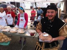 SPOTLIGHTS MARKET 2014 EXHIBITOR - Older Person's Commission, apple pies