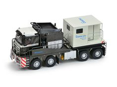 "ANNOUNCEMENT! Tractomas TR 8x8 ""Bauma"" [IMC Models 1:50]"