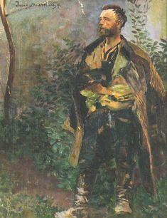 Jacek Malczewski - Journeyman