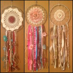 Dream Catcher I made!!! Really easy and fun to make!!:)
