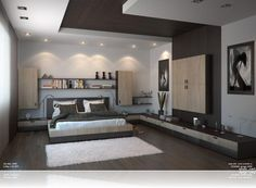 Small Bedroom Ceiling Design Ideas Without Lights