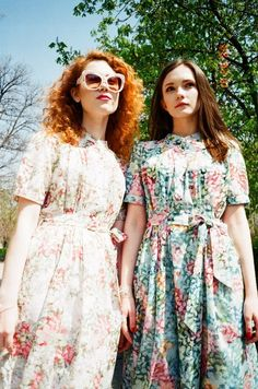 New dresses from Friday On My Mind #dress #girl #floral