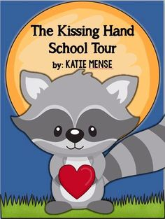 Like so many teachers everywhere, I LOVE to start the first day of Kindergarten with The Kissing Hand ! I mean, what a PERFECT story! Kindergarten First Week, Preschool First Day, First Day Of School Activities, 1st Day Of School, Beginning Of The School Year, Kindergarten Activities, Kindergarten Classroom, Classroom Ideas, Pre School
